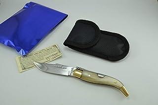 Couteau Celaya Classic Albacete Laiton Taureau 7 cm