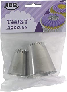 PME NZ907 Twist Nozzle-22T & 23T, Stainless Steel