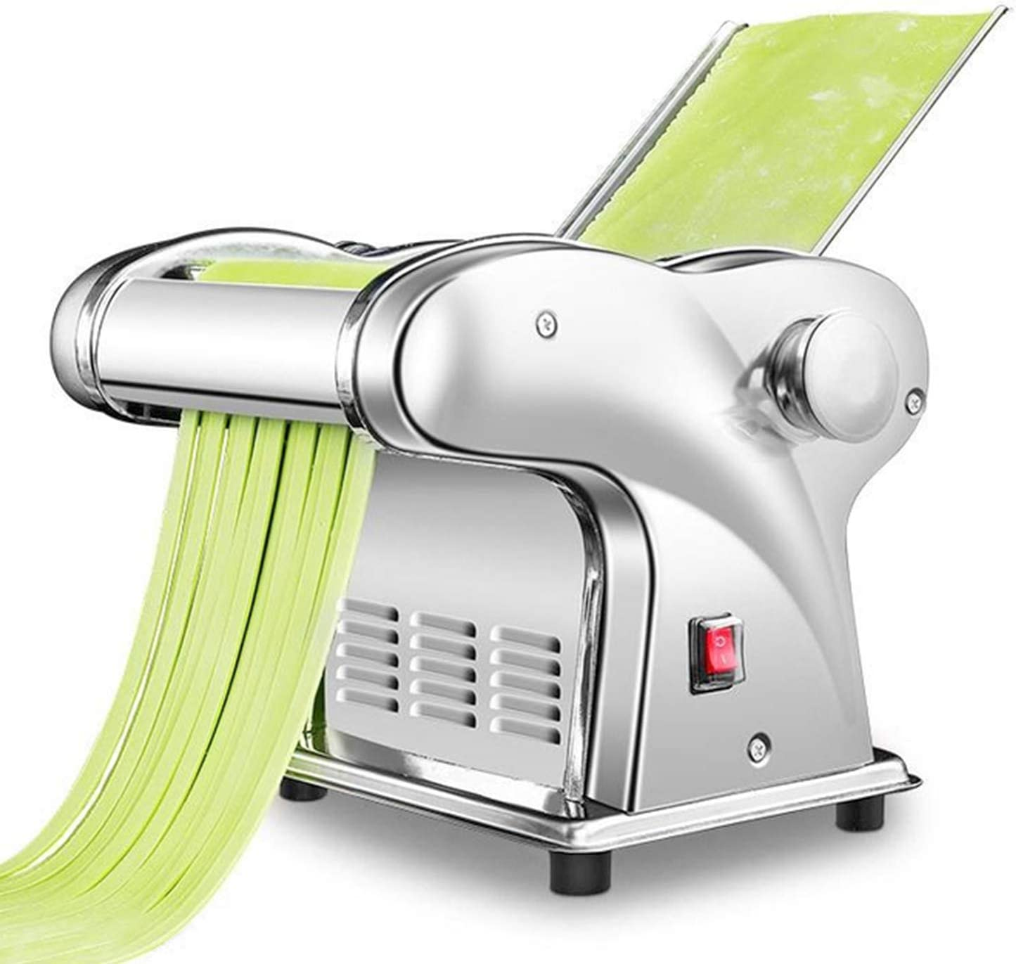 CGOLDENWALL Multifunction Electric Pasta Making Machine Maker Ho