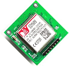 Exiron 1PCS SIM808 Wireless Board GPS GSM GPRS Bluetooth Module replace SIM908 NEW