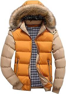1324b46eb Amazon.com  Yellows - Down   Down Alternative   Jackets   Coats ...