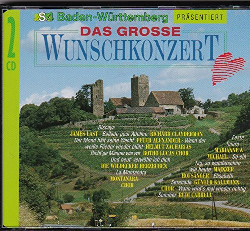 S4 Baden-Württemberg präsentiert Das große Wunschkonzert