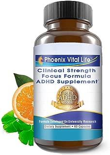 聚焦*补充 - *心率提升 - 欧米茄 3-姜黄 维生素 C D B6 B12 - 硫胺 Riboflavin 锌碘 男女通用