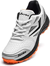 Jazba ONEDRIVE 110 Cricket Shoes for Men and Women, Light Weight Trainer for Outdoor Team Sports, Hard Rubber Cleats for Speed and Traction Baseball Cleats Outdoor Running Shoe