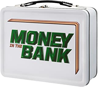 Women's Money in The Bank White Lunch Box