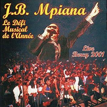 Le défi musical de l'année (Live Bercy 2001)