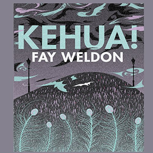 Kehua! audiobook cover art