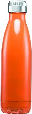 Avanti Hydration BottleFluid Vacuum Bottle, Orange, 18955