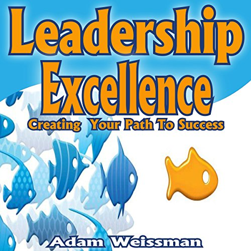 Leadership Excellence audiobook cover art