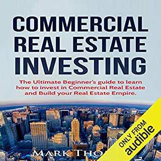 Commercial Real Estate Investing audiobook cover art