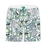 Baby White Fancy Bermuda Shorts KQ25578