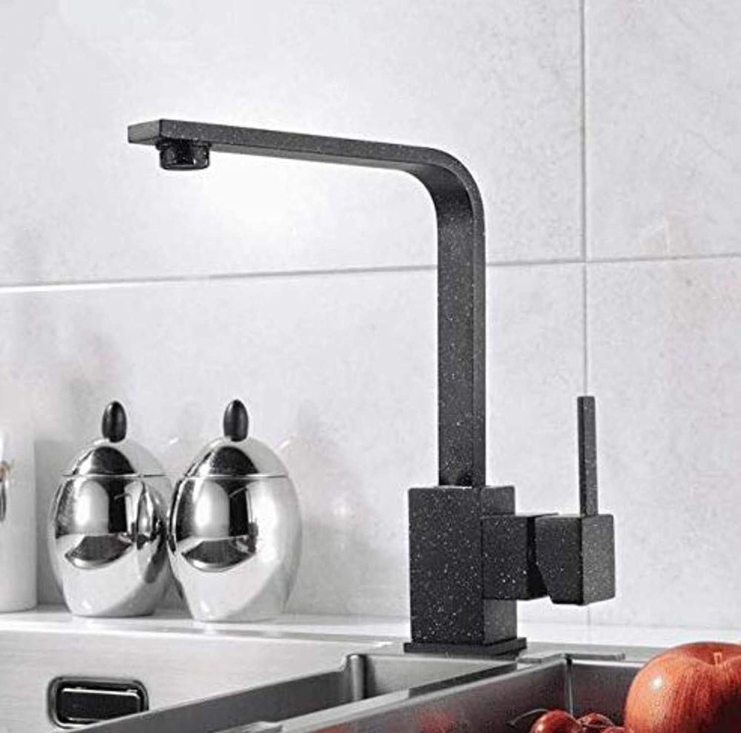 Brass Wall Faucet Chrome Brass Faucethot and Cold Kitchen Quartz Stone Basin Granite Can redate Universal White Faucet