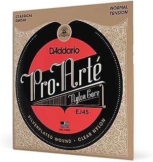 D'Addario Daddario EJ45 Pro-Arte Nylon Classical Guitar Strings Normal Tension