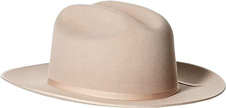 Stetson Men's 6X Open Road Fur Felt Cowboy Hat - Sfoprd-052661 Silver Belly