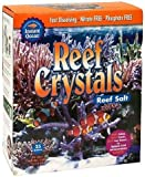 Instant Ocean Reef Crystals Reef Salt 2.8 Pounds, Formulated Specifically For Reef aquariums