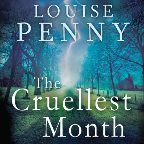 The Cruellest Month cover art