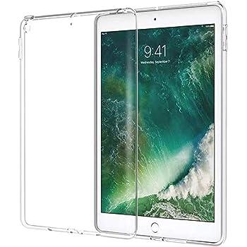 iPad MINI 5 ケース【CEAVIS】iPad MINI 2019 ケース クリア ソフト シリコン TPU ケース 超軽量 衝撃防止 (iPad MINI 5, クリア)