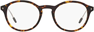 Luxury Fashion | Giorgio Armani Mens AR71685026 Brown Glasses | Season Outlet