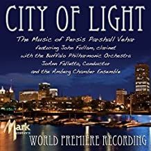 The Music of Persis Parshall Vehar: City of Light by Buffalo Philharmonic Orchestra