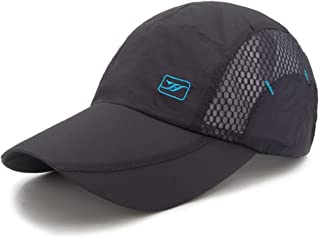 LETHMIK Quick Dry Sports Cap Unisex Sun Hat Summer UV Protection Outdoor Cap