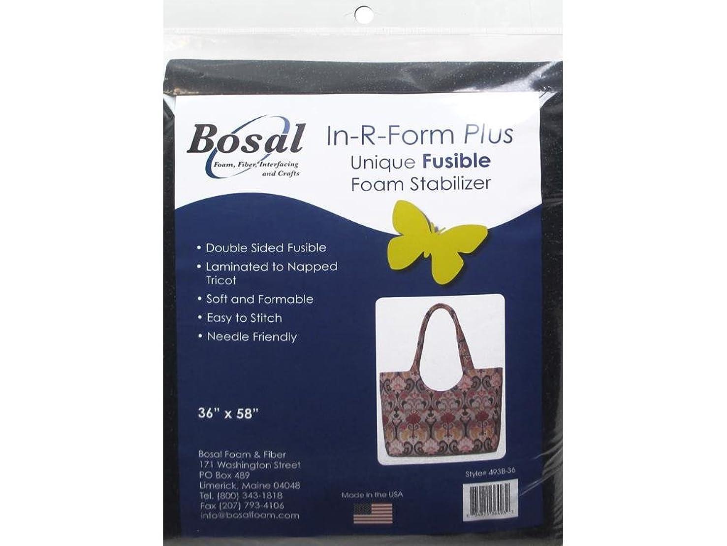 Bosal R Form Foam Stabilizer Plus Fusible Double Sided 36
