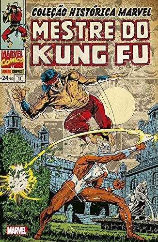 Coleção Histórica Marvel: Mestre Do Kung Fu - Volume 11