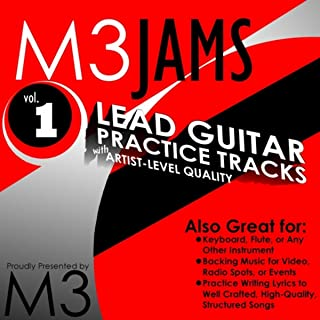 lead guitar jam tracks