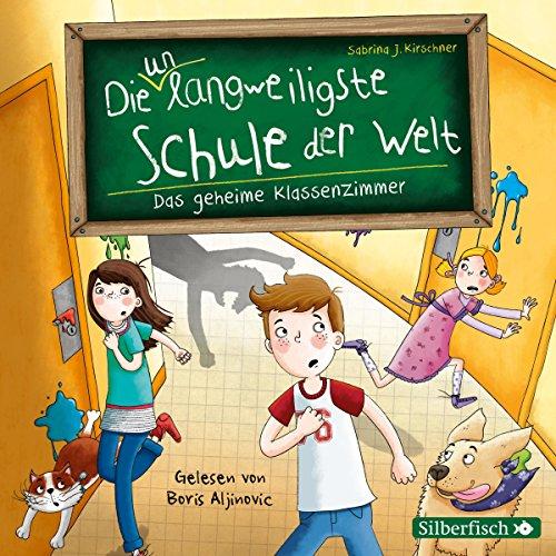 Das geheime Klassenzimmer audiobook cover art