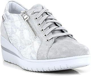 34101cb916848c Mephisto Mobils by Patty Sneakers Femme Dentelle avec Bouchon extractible  Semelle