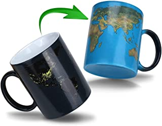 Best world map cup Reviews