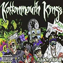 Hidden Stash 3 [+ DVD] by Kottonmouth Kings