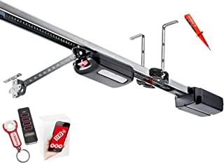 Zomer S9060 Base+ garagedeuraandrijving + rail 275 cm + WLAN Set + ADAMS stroomptester