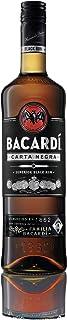BACARDI Carta Negra Rum 3 x 0.7 l