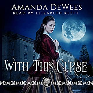 With This Curse                   By:                                                                                                                                 Amanda DeWees                               Narrated by:                                                                                                                                 Elizabeth Klett                      Length: 10 hrs and 45 mins     61 ratings     Overall 4.2