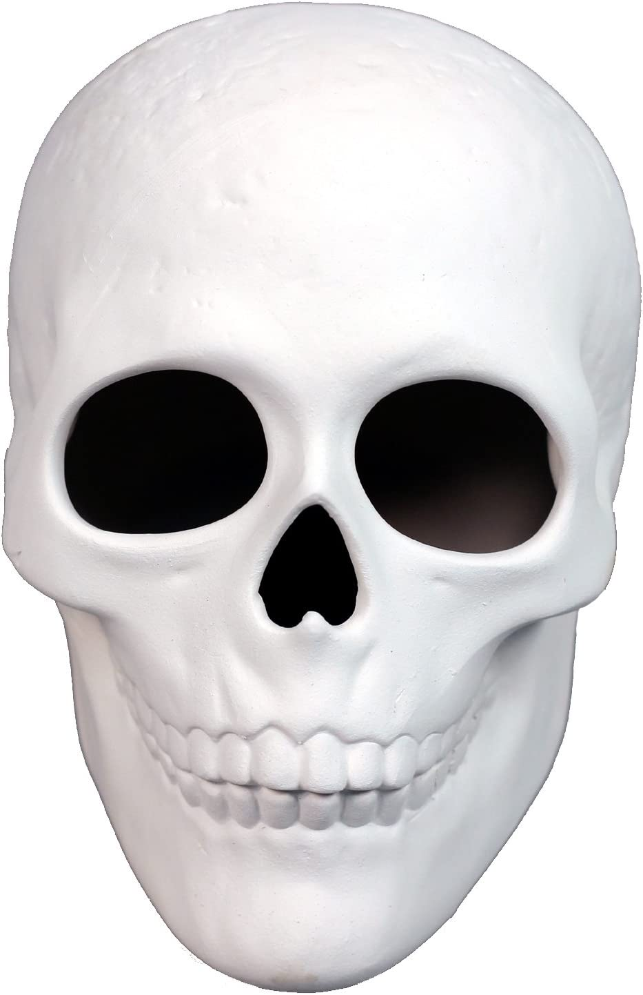 Ready to Nashville-Davidson Mall Paint Ceramic Bisque 5 Skull Tall x 4 Inch Max 84% OFF Long