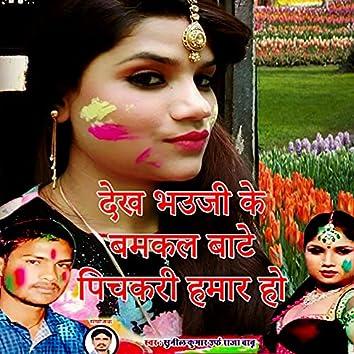 Dekh Bhauji Ke Bamkal Bate Pichkari Hamar Ho (Holi Song)