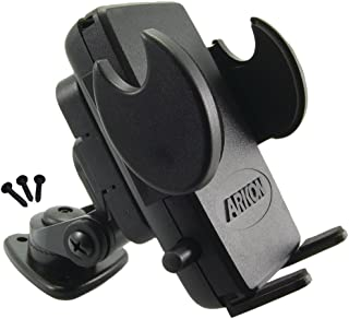 Arkon Adhesive Car or Truck Phone Holder Mount for iPhone X 8 7 6S Plus 8 7 6S Galaxy Note Retail Black