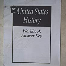 AGS United States History, Workbook Answer Key