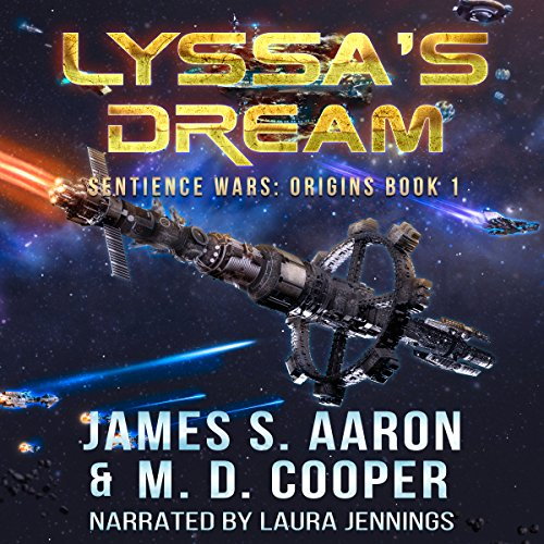 Lyssa's Dream audiobook cover art