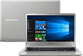 Notebook Samsung Style S50, Intel Core i7 7500U, 8GB RAM, SSD 256GB, SSD 256GB, tela 13,3, Windows 10, NP900X3J-KW1BR