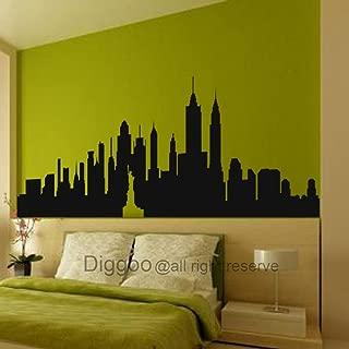 Best silhouette skyline new york Reviews