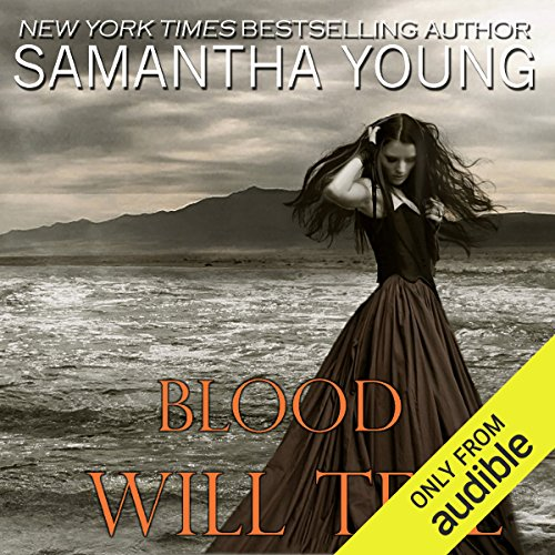 Blood Will Tell cover art