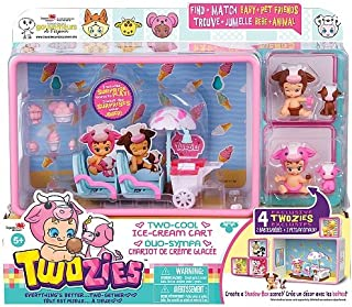 Twozies 57004 Fun Two-Gether Playset by Twozies