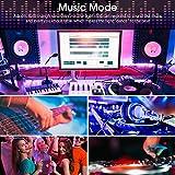 Zoom IMG-1 vitcoco striscia led bleutooth musica