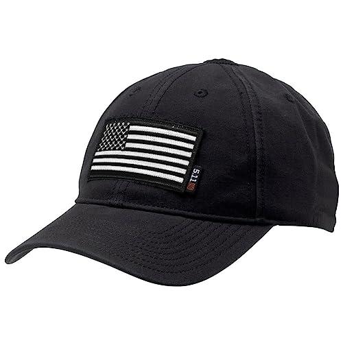 129693c6cca Gadsden and Culpeper 5.11 Flag Bearer Cap Bundle (USA Patch + Hat)