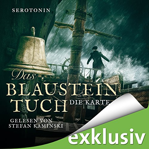 Die Karte (Das Blausteintuch 2) audiobook cover art