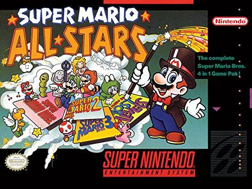 Juegos Nintendo Switch Mario 3D All Stars Marca Canvas