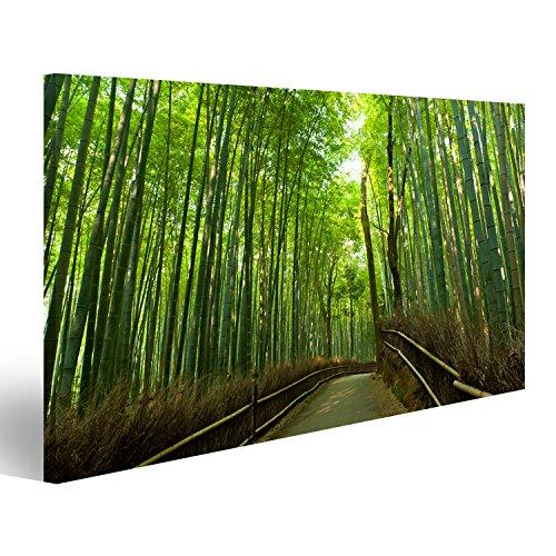 islandburner Cuadro Cuadros Bosque de bambú Famosa en Arashiyama, Kyoto - Japón...