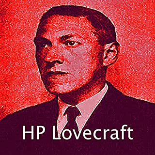 Tales of H. P. Lovecraft audiobook cover art