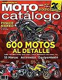 Moto Catalogo - Año 2020